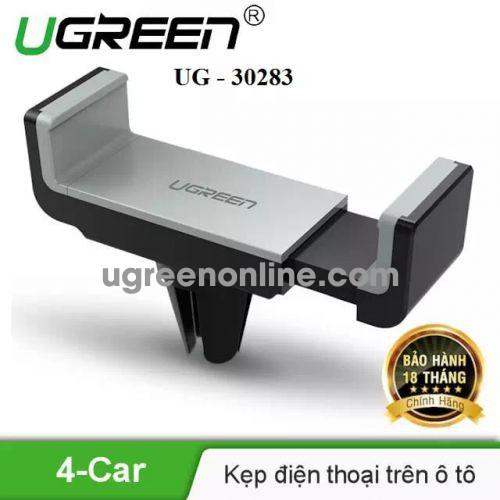 Ugreen 30283 Air Vent Car Mount 6 Inch Kẹp Điện Thoại Trên Xe Hơi Ô Tô Lp120