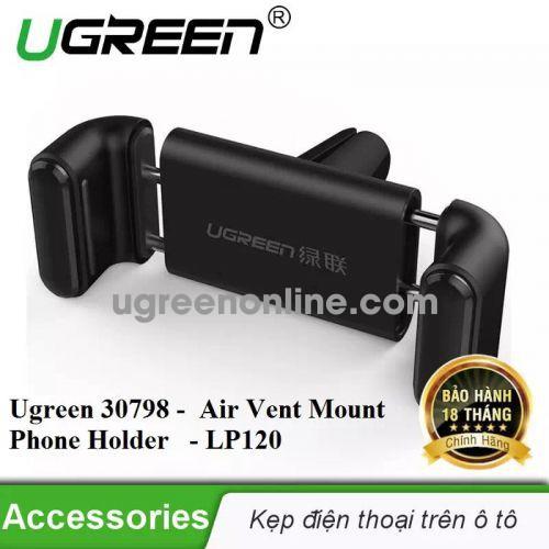 Ugreen 30798 360 Air Vent Mount Phone Holder Kẹp Điện Thoại Trên Xe Hơi Lp120 10030798