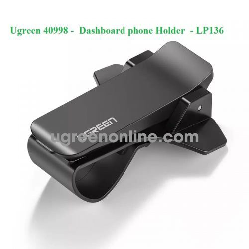 Ugreen 40998 Fixation On Dashboard Mat Adjustable Phone Holder Holster Lp136