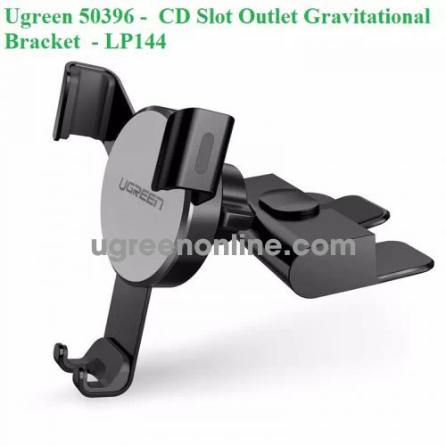 Ugreen 50396 Gravitational Bracket Phone Holder Cd Dvd Slot Outlet Lp144