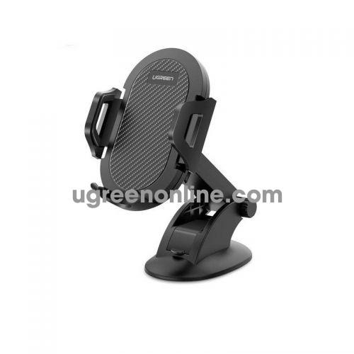 Ugreen 60196 4.7 - 7inch 360 Rotating Black Gravity Phone Holder for Car LP176 10060196