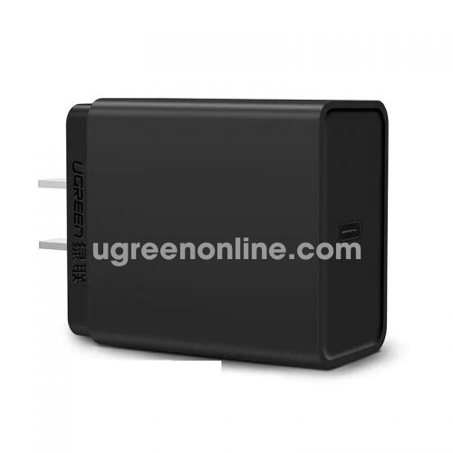 Ugreen 20759 30W Type C Quick Charge Usb C Pd Power Adapter Black Cd127 10020759