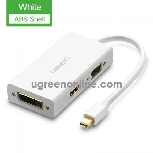 Ugreen 20417 Mini DP to HDMI/ VGA/ DVI converter đầu chuyển đổi MD114