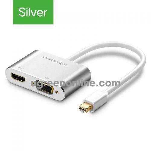 Ugreen 20421 Mini DP to HDMI/VGA converter đầu chuyển đổi MD115
