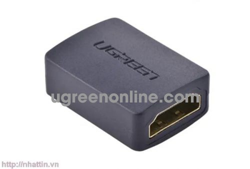Ugreen 20107 Female To Female HDMI 4K Straight Adapter Extension Connect 20107 10020107