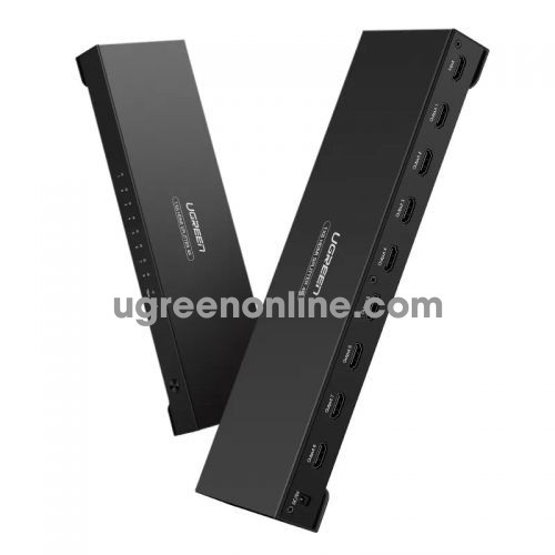 Ugreen 40203 Ugreen 1X8 Hdmi Amplifier Splitter Black 40203 10040203