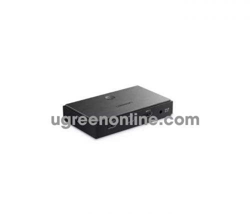 Ugreen 50709 Hdmi 2.0 3 In 1 Out Switcher Support 4K*2K@60Hz 1080P Cm188 10050709