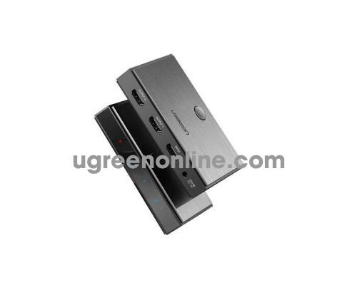 Ugreen 50707 Hdmi 2.0 1*2 Splitter Cm186 10050707