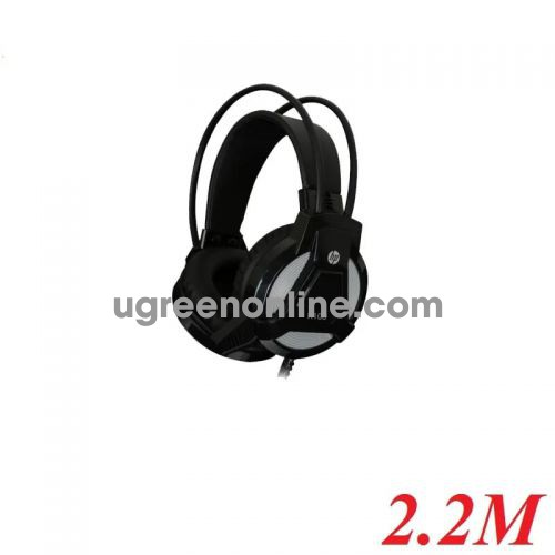 Hp H100 Headphone Jack 3.5Mm Gaming Headset With Mic Âm Thanh Nổi - 98900 10098900