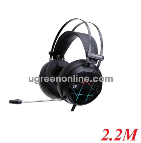 Hp H160G Headphone Led Usb Tai Nghe Hp Gaming - 95272 10095272