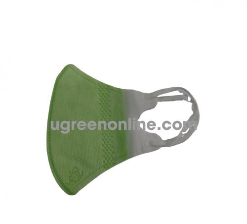 GBP 97981 màu xanh lá 5 chiếc khẩu trang 3D 4 lớp dùng cho trẻ em - người lớn kháng khuẩn viêm phổi Ncov corona và bụi mịn KT3D4L