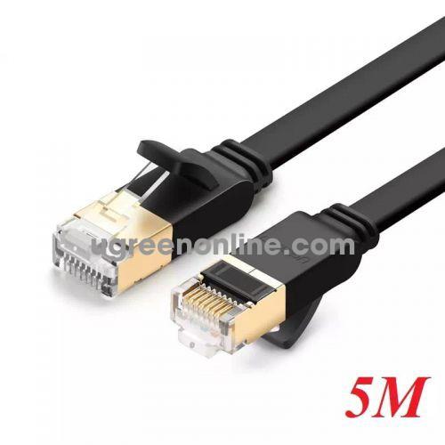Ugreen 11263 Cat 7 Stp Lan Cable Flat Design 5M Nw106