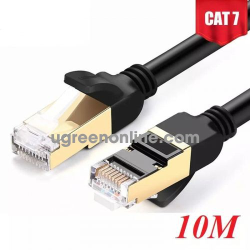 Ugreen 11273 Cat 7 Stp Lan Cable 10M Nw107