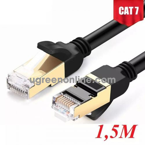 Ugreen 11277 Cat 7 Stp Lan Cable 1.5M Nw107