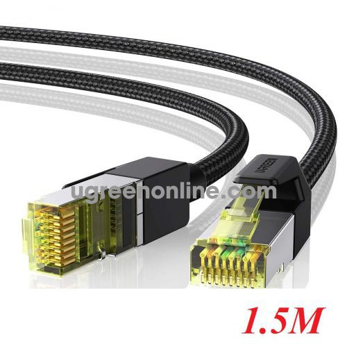 Ugreen 80422 1.5M CAT7 OD5.5mm SUPPER SLIM with braid ethernet lan cable NW150 10080423