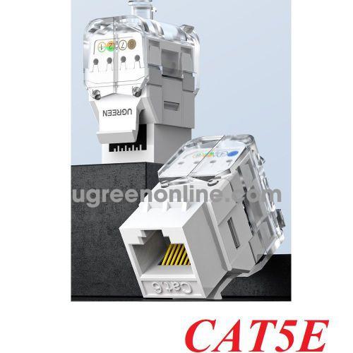 Ugreen 80449 Cat5E Utp Tool-Free Modular Connector NW157 10080449