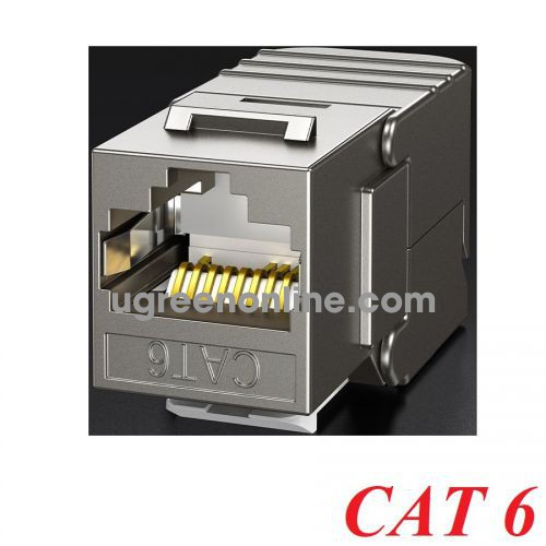 Ugreen 80451 Cat6 Ftp Tool-Free Modular Connector NW159 0080451