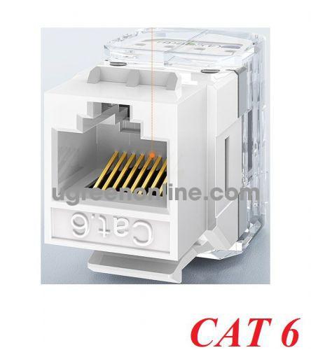 Ugreen 80452 Cat6 Utp Tool-Free Modular Connector NW159 10080452