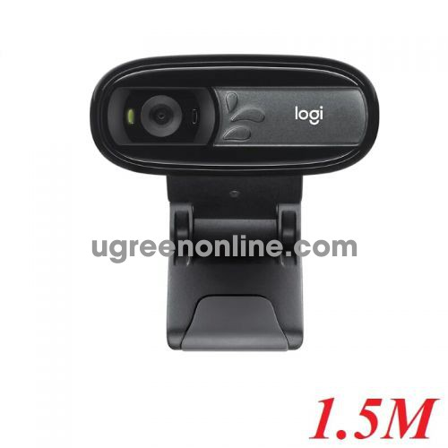 Logitech C170 webcam máy vi tính 1.5m 95875 10095875