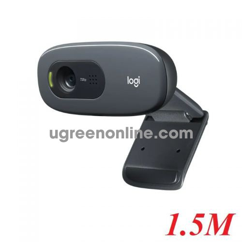 Logitech C270 webcam máy vi tính 1.5m 96847 10096847