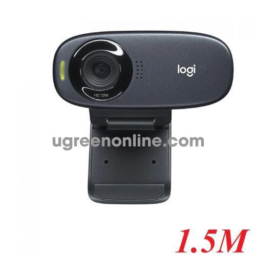 Logitech C310 webcam máy vi tính 1.5m 95597 10095597