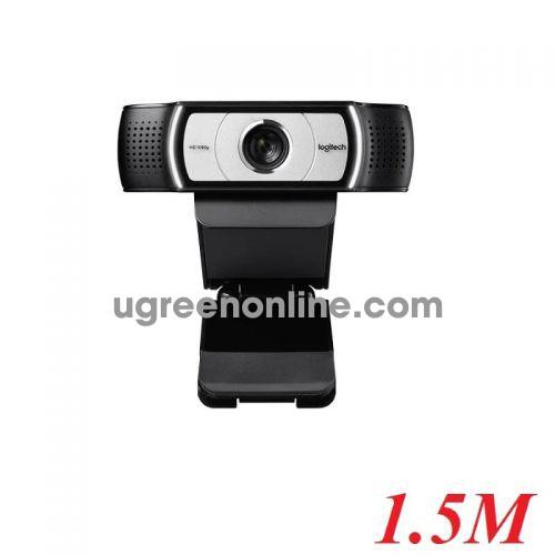 Logitech C930E webcam máy vi tính 1.5m 97268