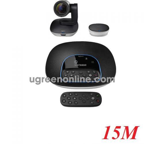 Logitech Conference Group camera điều khiển từ xa có micro 97146 10097146