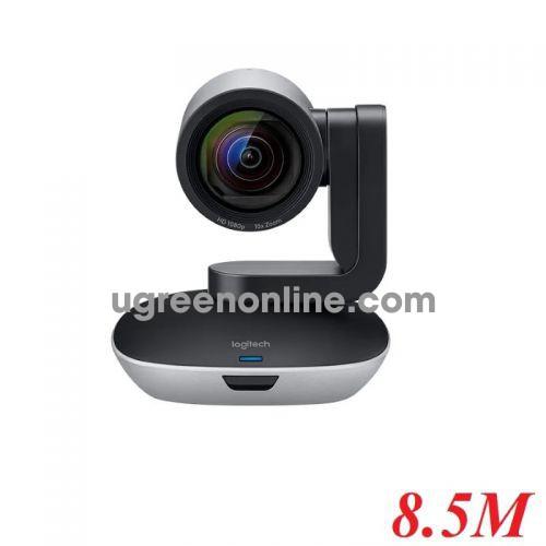 Logitech Conference PTZ Pro 2 Camera điều khiển từ xa 8.5m 98386