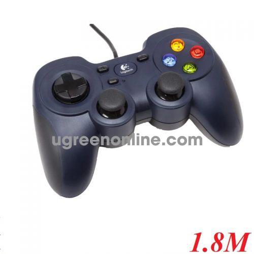 Logitech F310 tay cầm game có dây 1.8m 97016