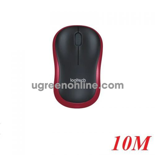 Logitech M185 chuột vi tính không dây giắc cắm usb 10m 96351 10096351