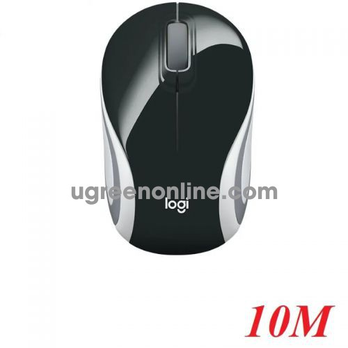 Logitech M187 chuột vi tính không dây giắc cắm usb 10m 97816 10097816