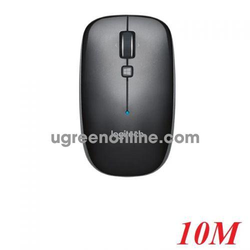 Logitech M557 chuột vi tính bluetooth 10m 95134 10095134
