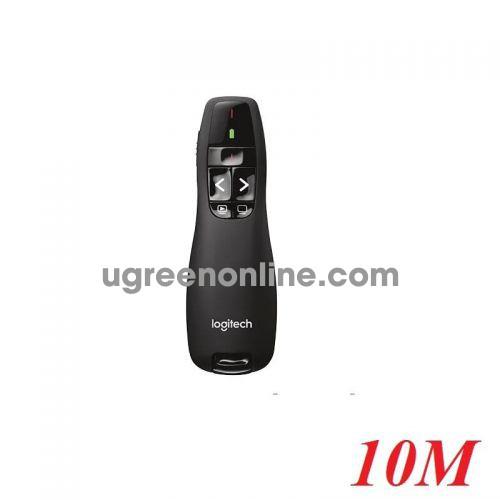 Logitech R400 bút trình chiếu 10m 96195
