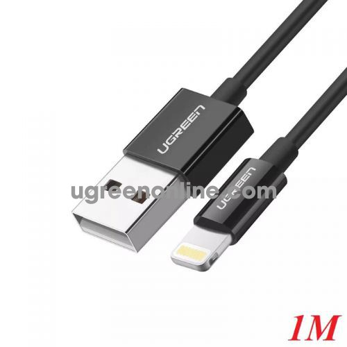 Ugreen 10470 1M Lightning to USB cable cáp ( ABS Case) US155 10010470