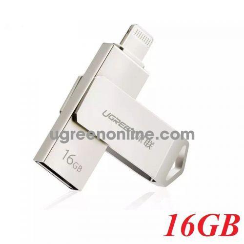 Ugreen 30615 16G USB 2.0 Flash Drive For Iphone and Ipad US200 10030615