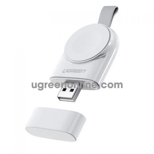 Ugreen 50944 - Apple Watch Magnetic Charging Module - Màu trắng - CD144