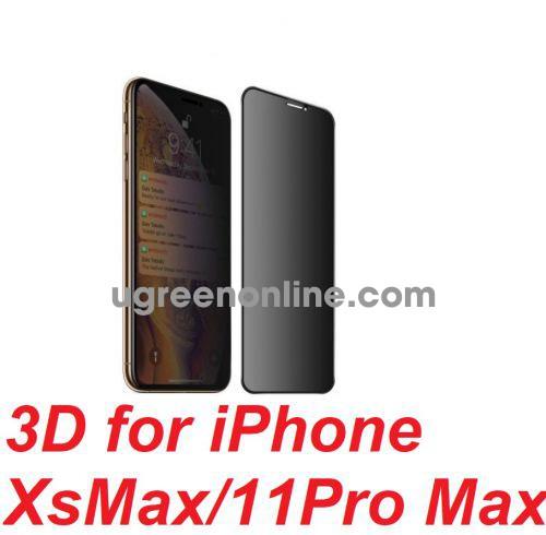 Mipow BJ119 Dán CL chống nhìn trộm Kingbull 3D for iPhone XsMax/11Pro Max ( BJ119 ) GKOL 85415
