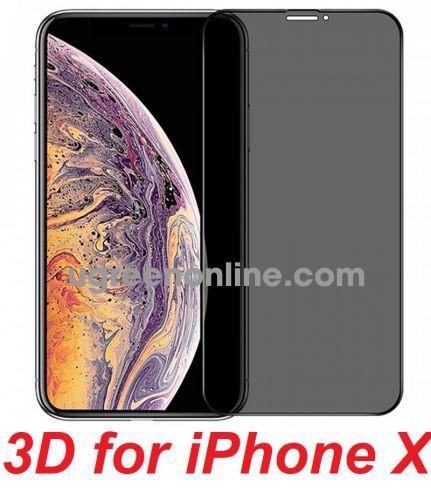 Mipow BJ13 Miếng dán cường lực Kingbull 3D for iPhone X ( BJ13 ) GKOL 85704