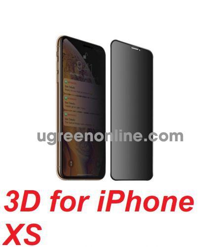 Mipow BJ92 Dán CL chống nhìn trộm Kingbull 3D for iPhone XS ( BJ92 ) GKOL 85833