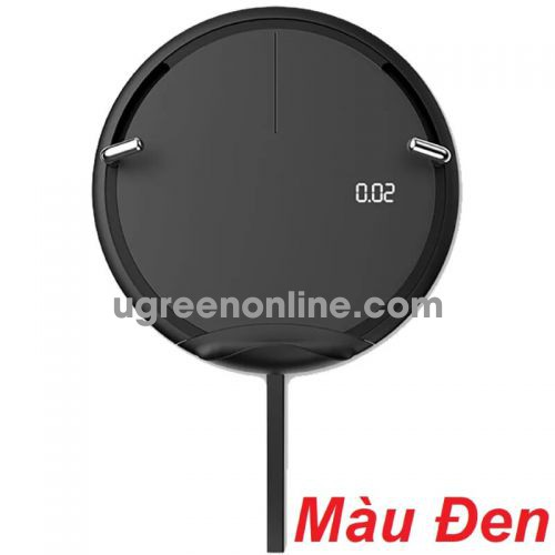 Mipow SPC07S-BK Sạc không dây xe hơi Clipad black ( SPC07S-BK ) GKOL 85883
