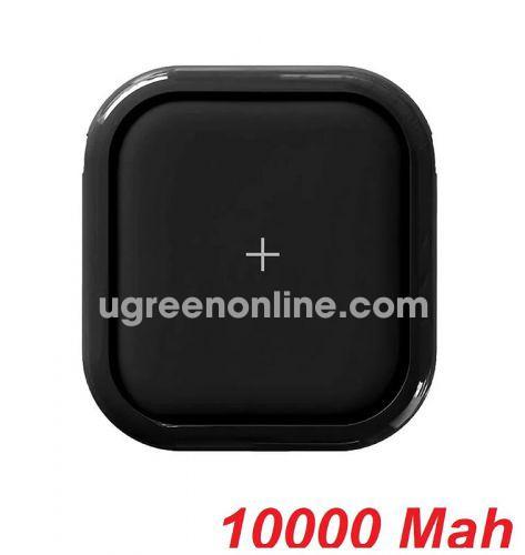 Mipow SPX01W-T-BK Sạc dự phòng không dây Cube X 10000 PD18W Version II Black ( SPX01W-T-BK ) GKOL 86007