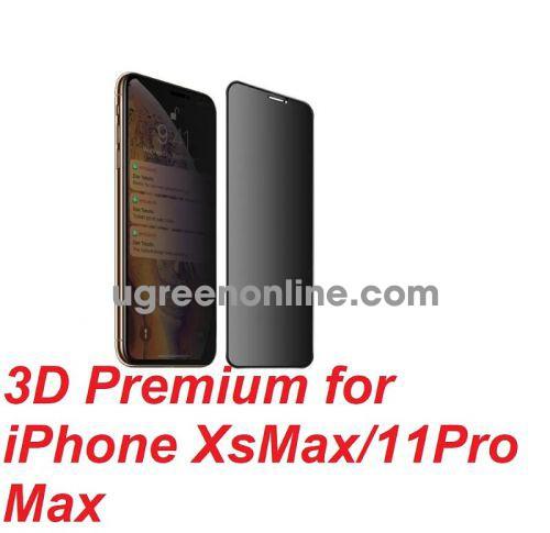 Mipow P-BJ119 Dán CL chống nhìn trộm Kingbull 3D Premium for iPhone XsMax/11Pro Max ( P-BJ119 ) GKOL 86471