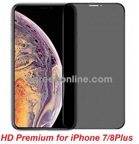 Mipow P-BJ97-BK Dán CL chống nhìn trộm Kingbull HD Premium for iPhone 7/8Plus Black ( BJ97 - BK ) GKOL 86543