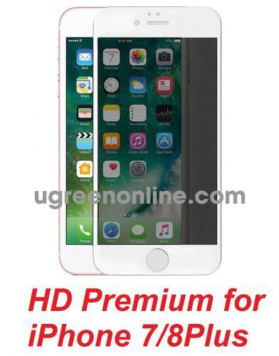 Mipow P-BJ97-WT Dán CL chống nhìn trộm Kingbull HD Premium for iPhone 7/8Plus White ( BJ97-WT ) GKOL 86890
