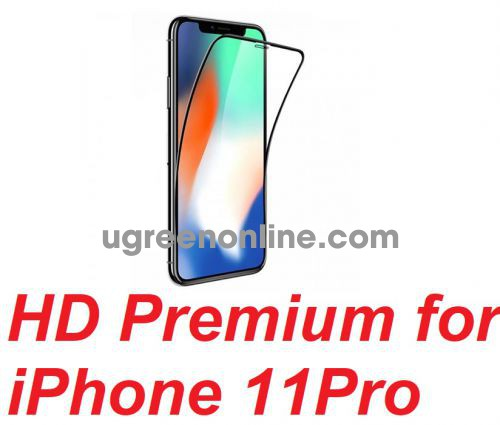 Mipow P-BJ101 Miếng dán CL Kingbull HD Premium for iPhone 11Pro ( P-BJ101 ) GKOL 87204