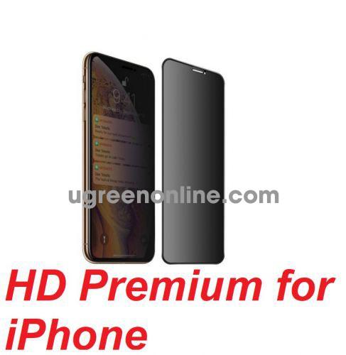 Mipow P-BJ99 Dán CL chống nhìn trộm Kingbull HD Premium for iPhone XSMax ( P-BJ99 ) GKOL 87654
