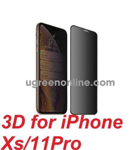 Mipow BJ118 Dán CL chống nhìn trộm Kingbull 3D for iPhone Xs/11Pr ( BJ118 ) GKOL 87690