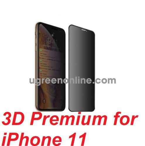 Mipow P-BJ117 Dán CL chống nhìn trộm Kingbull 3D Premium for iPhone 11 ( P-BJ117 ) GKOL 88357