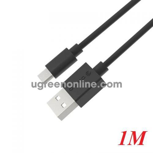 Orico ECU-10-BK Cáp sạc 1m type c điện thoại Android USB 2.0 màu bạc - 97893 10097893