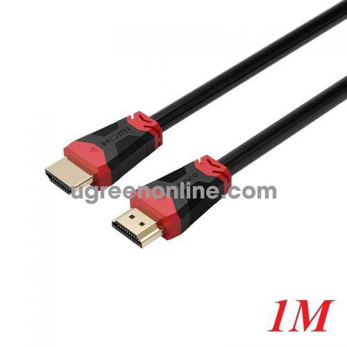 Orico HD303-10-BK Cáp 1m 4k 60mhz HDMI Version 2.0 - 98724 10098724